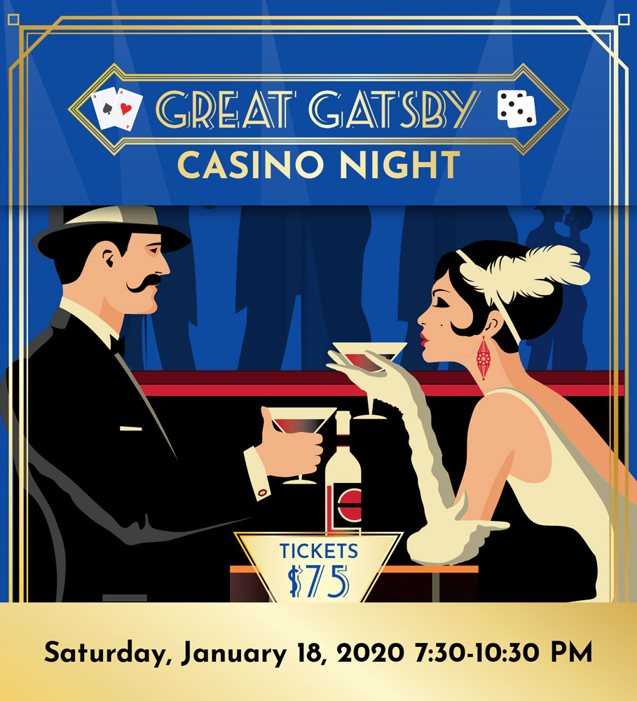 Saturday, January 18, 2020 7:30 - 10:30 PM