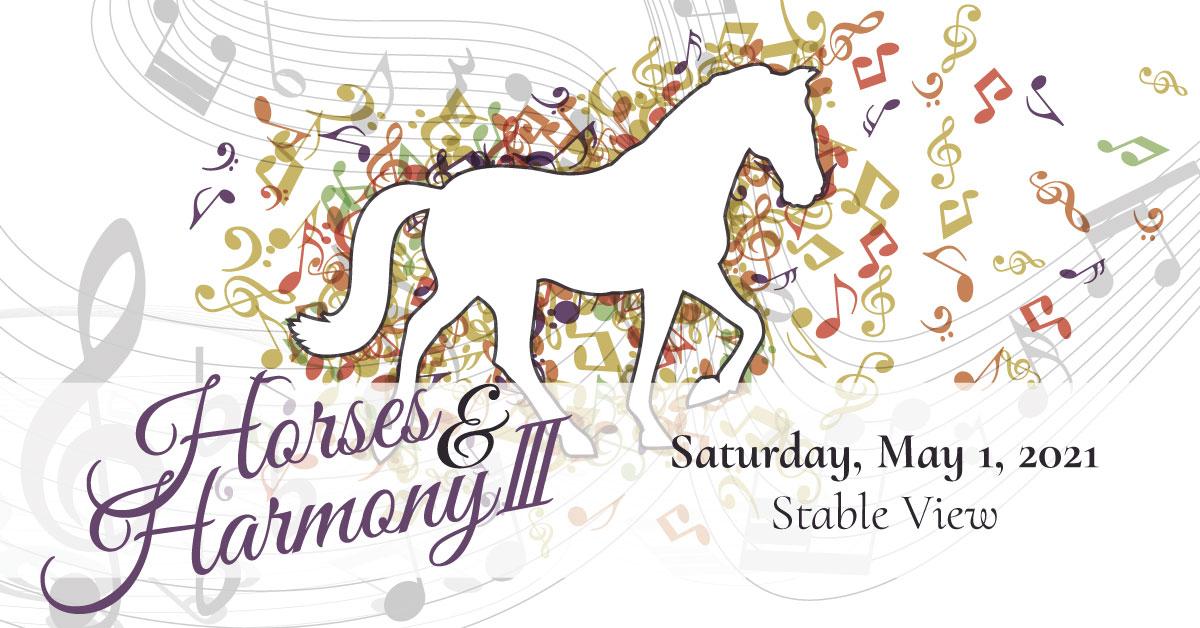 Horses & Harmony III, Saturday, November 7, 2020, Stable View